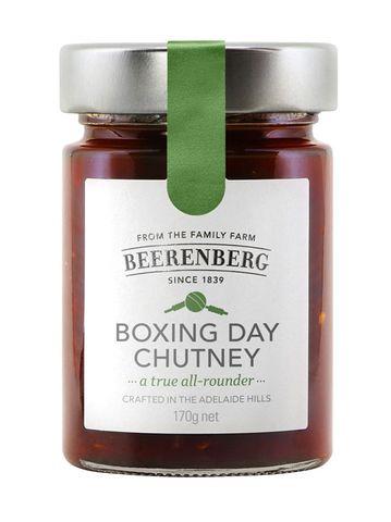 BEERB BOXING DAY CHUTNEY 8x170g XMAS BIL