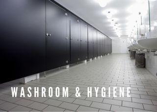 WASHROOM & HYGIENE