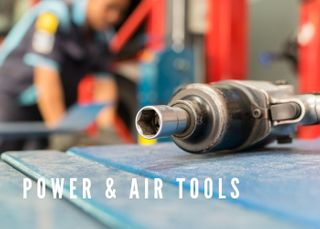 POWER & AIR TOOLS