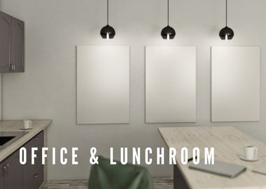 OFFICE & LUNCHROOM