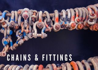 CHAINS & FITTINGS