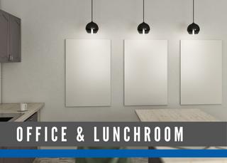 OFFICE & LUNCHROOM