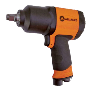 Impact Wrench 1/2 Dr Allianc 820Ft