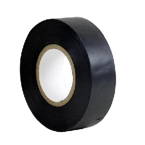 Electrical Tape Black 18mm x 20m