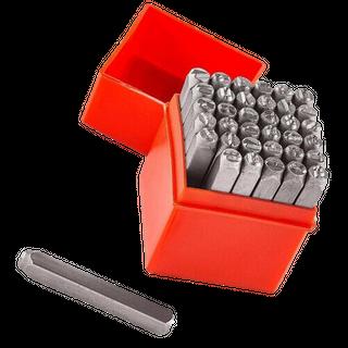 Letter Punch Set 6mm