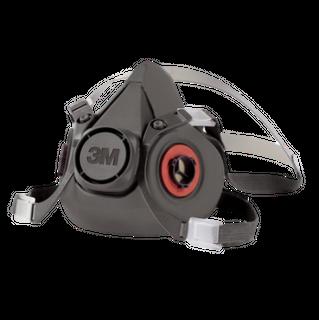 Respirator 3M 1/2 Face Med