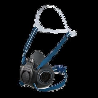 STS Half Face Reuseable Mask - Large