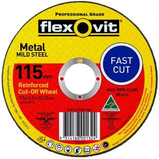 Cut-Off Wheel 115x2.5x22mm