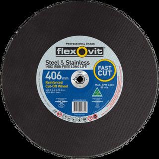 Cut-Off Wheel Rail Medium 406x4x25.4mm
