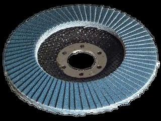 Flap Disc 180mm Norton P80 Zirc