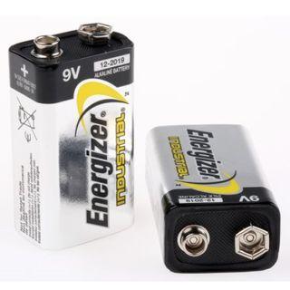 Battery 9 Volt Energizer