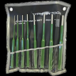 200MM Long Pin Punch Set 3-10MM 8Pc