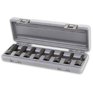 Inhex Socket Set 1/2 Dr 10-19MM 8Pc