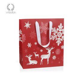 WOODLAND CHRISTMAS BAGS