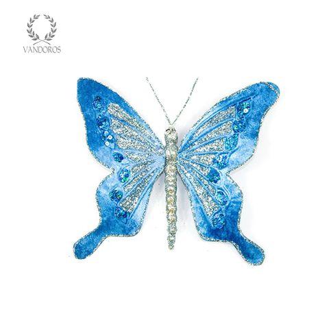 FANTASY BUTTERFLY BLUE