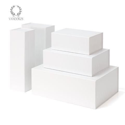 FOLDABLE GIFT BOX WHITE