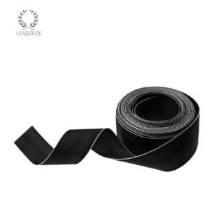 CORFU BLACK/WHITE EDGE 10mmX50M