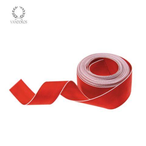 CORFU RED/WHITE EDGE