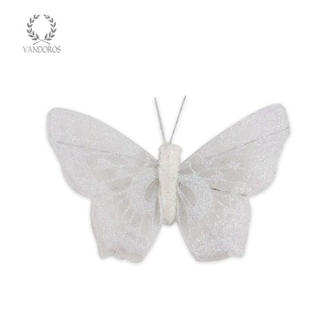 BUTTERFLY WHITE