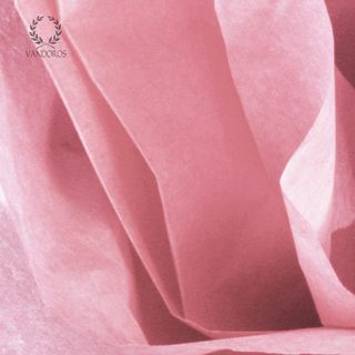 DARK PINK SATIN WRAP TISSUE PAPER 480 SHEETS