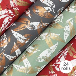 COOLABAH UNCOATED COLLECTION 80gsm 76cmX2.5M 24 ROLLS