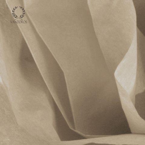 KHAKI SATIN WRAP TISSUE PAPER 480 SHEETS