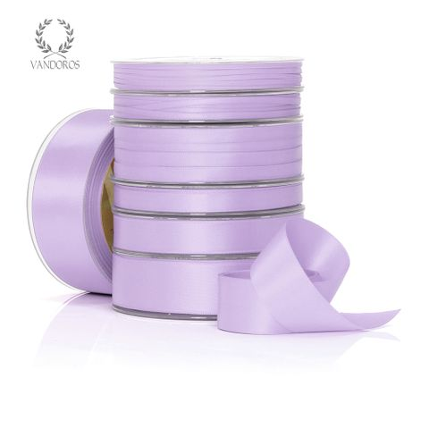 DOUBLE SATIN LILAC