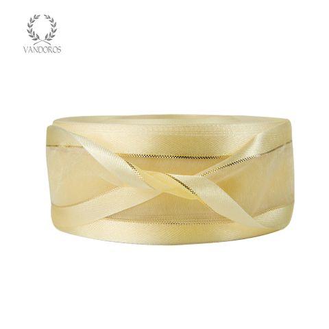 AN056-A029 GOLD SAND SATIN FINE GOLD