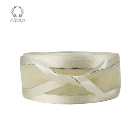 AN082-B004 CANDLELIGHT SATIN FINE SILVER