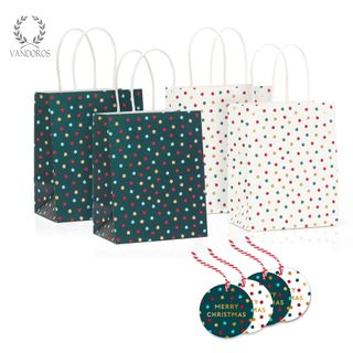 JOLLY BAG & TAG HOLIDAY PACK/4