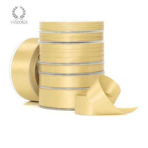 DOUBLE SATIN GOLD