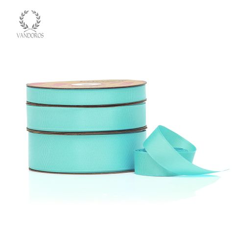 HOT GROSGRAIN TEAL