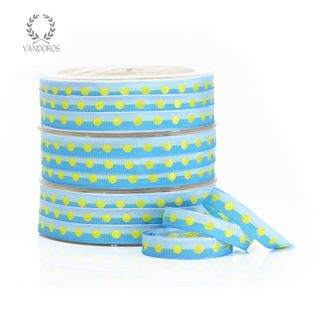 PENNY-101 YELLOW/BLUE 10mmX25M