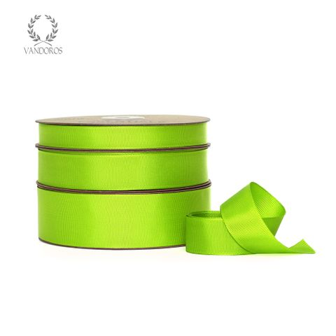 HOT GROSGRAIN LIME
