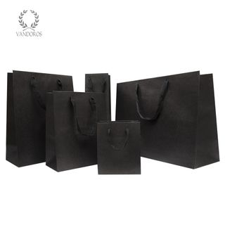 METRO BAG BLACK MINI (A) 127X152X102mm