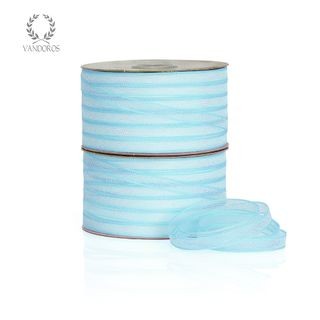 AN011-A045 LIGHT BLUE PEARLA 6.5mmX25M