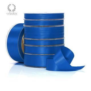 DOUBLE SATIN BRIGHT BLUE 2mmX50M