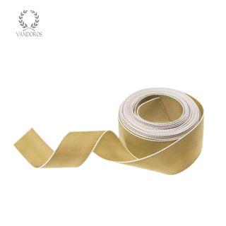 CORFU GOLD/WHITE EDGE 25mmX25M