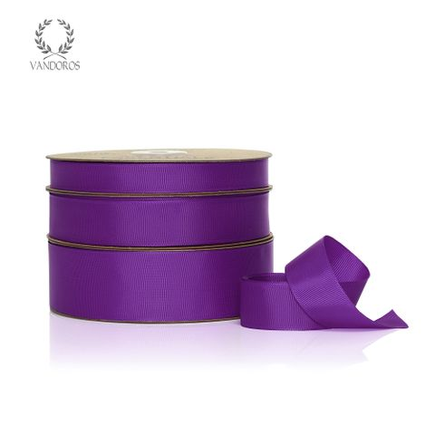 HOT GROSGRAIN PURPLE