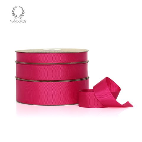 HOT GROSGRAIN FUCHSIA