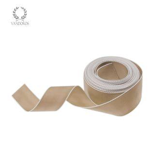 CORFU TAUPE/WHITE EDGE 10mmX50M