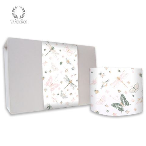 SKINNY WRAP UNCOATED PAPILLON CHAMPAGNE/SAGE 80gsm