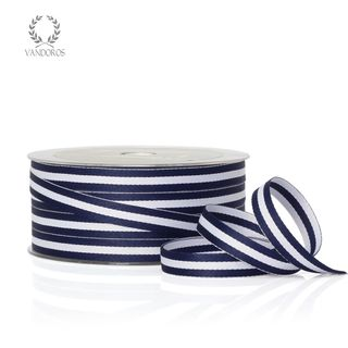 POLO STRIPE NAVY/WHITE 10mmX50M
