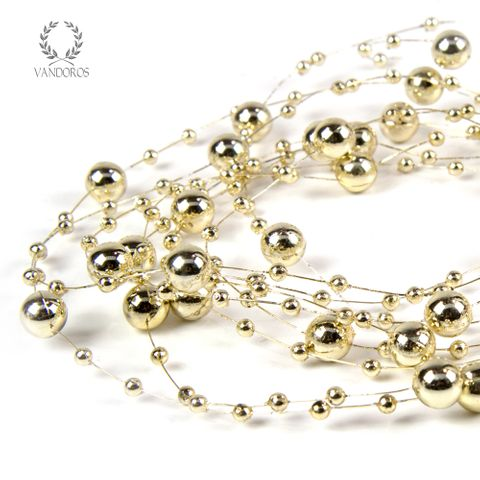PEARL STRING GOLD