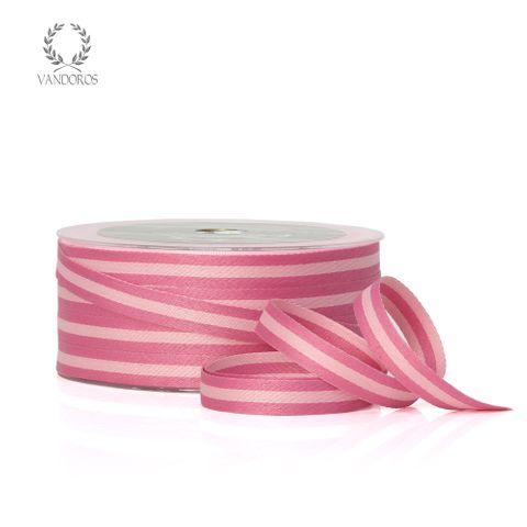 POLO STRIPE ROSE/PINK