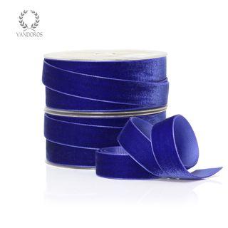 VELVET ROYAL BLUE 19mmX10M