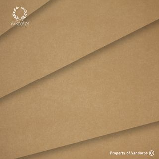 KRAFT SHEETS NATURAL 500mmX700mm 60gsm 250 SHEETS