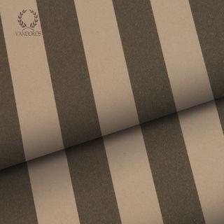 PAVILIONS KRAFT PAPER MOCHA/WHITE 70gsm 60cmX60M