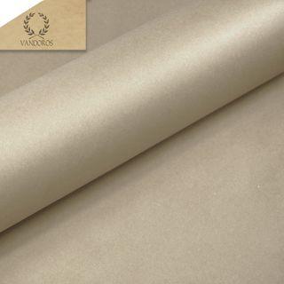 KRAFT PLAIN PAPER WHITE WASH 70gsm 50cmX60M