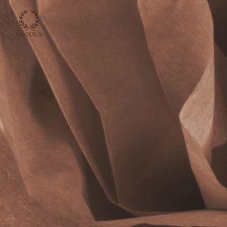 MOCHA SATIN WRAP TISSUE PAPER 480 SHEETS
